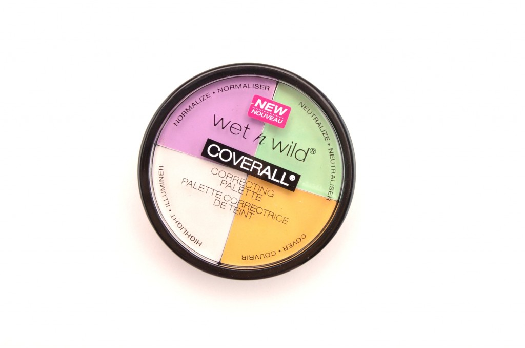Wet N Wild Cover All Correcting Palette (1)