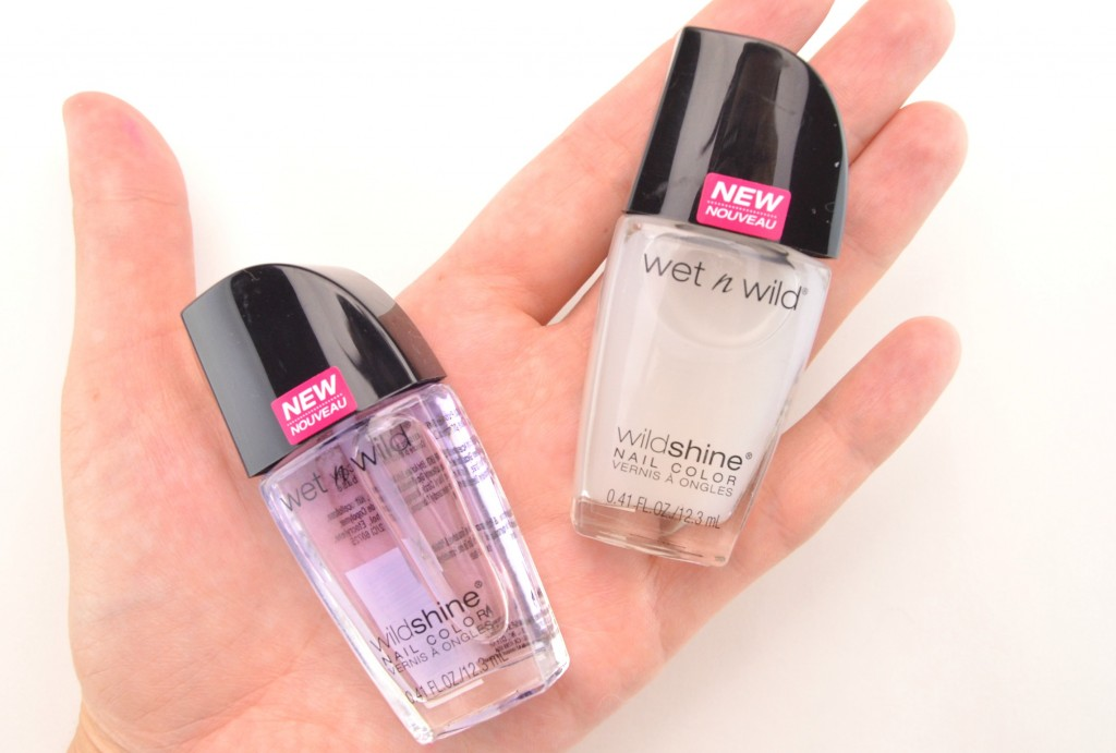 Wet N Wild Wild Shine Nail Color Top Coat