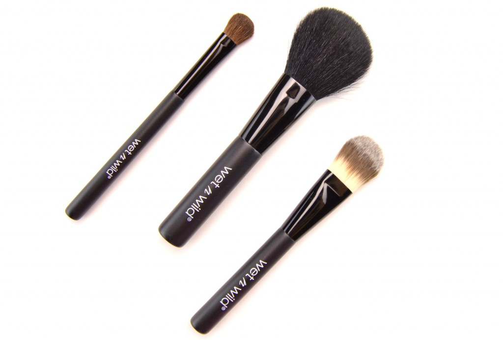 Wet N Wild brushes (2)