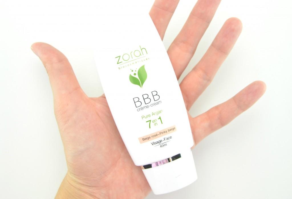 Zorah Biocosmétiques review, Zorah Biocosmétiques BBB Cream , bb cream