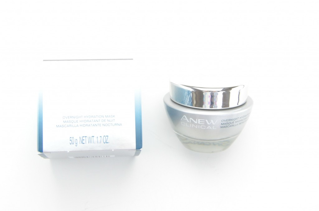 Avon Anew Clinical Overnight Hydration Mask, night cream, avon anew, hydration mask, avon night cream