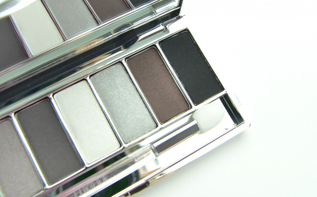 Clinique Wear Everywhere Neutrals, clinique Palette, Clinique Wear Everywhere Neutrals Palette Greys, grey eyeshadow review