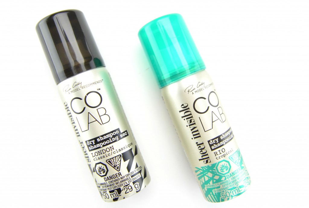 Colab Dry Shampoo Review