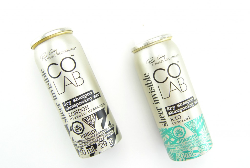 Colab Dry Shampoo review, dry shampoo, colab, Ruth Crilly, A Model Recommends
