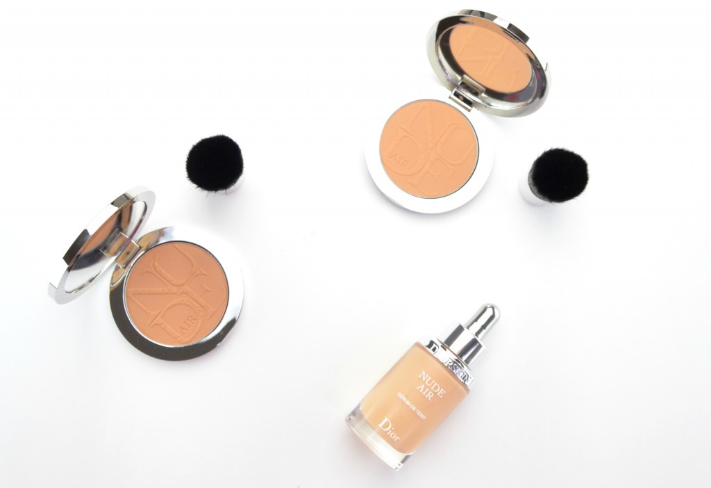 Diorskin Nude Air Collection Review