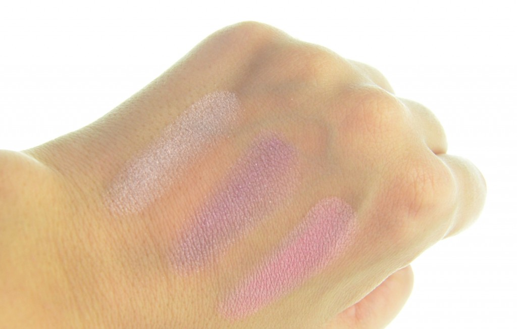 GOSH cosmetics, GOSH Eyelight Trio, eyeshadow trio, GOSH eyeshadow, GOSH eye shadows, beauty blogger