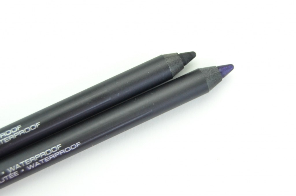 GOSH cosmetics, GOSH Velvet Touch Eyeliner, gosh eyeliner, black eyeliner, black eye liner, gosh cosmetics eye liner, purple eyeliner