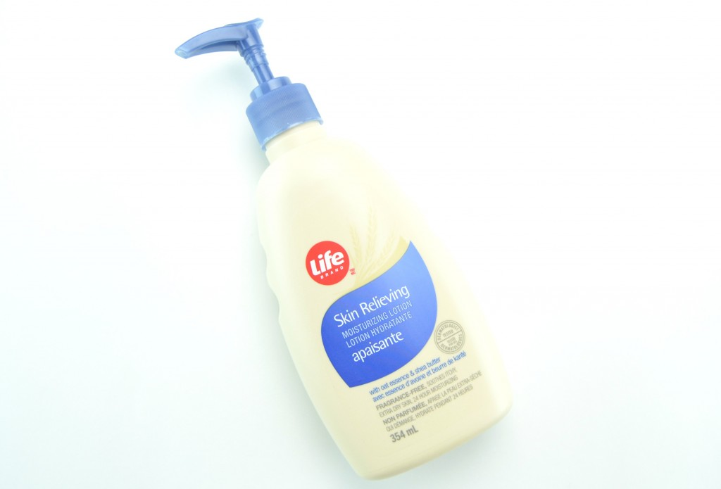 Life Brand Skin Relieving Moisturizing Lotion, life brand lotion, life brand body cream, aveeno body lotion, moisturizing lotion, moisturizing body cream, hydrating body cream, life brand body ceram