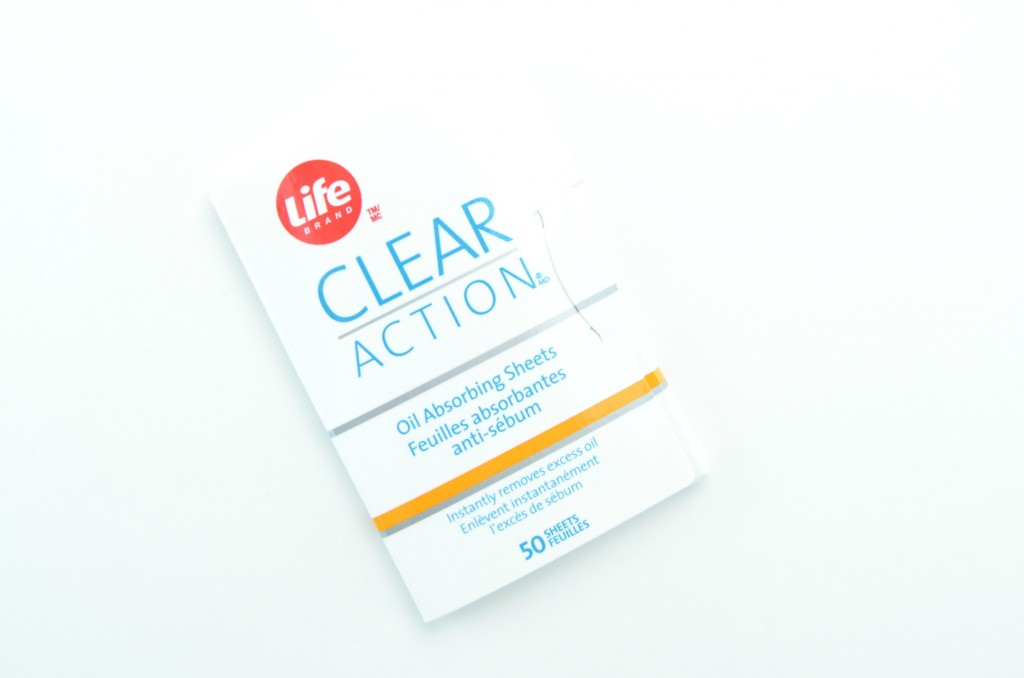 Life Brand Clear Action Oil Absorbing Sheets, absorbing sheets, oil absorbing, oil absorbing sheets, life brand oil sheets, oil sheets, life brand, life brand clear action