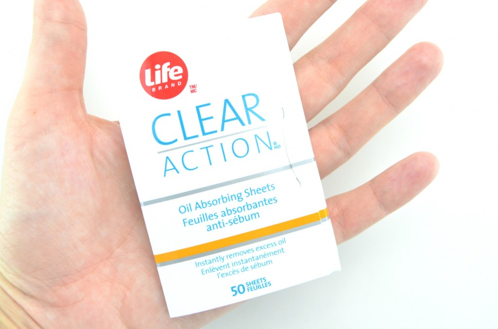 Life Brand Clear Action Oil Absorbing Sheets, absorbing sheets, oil absorbing, oil absorbing sheets, life brand oil sheets, oil sheets, life brand