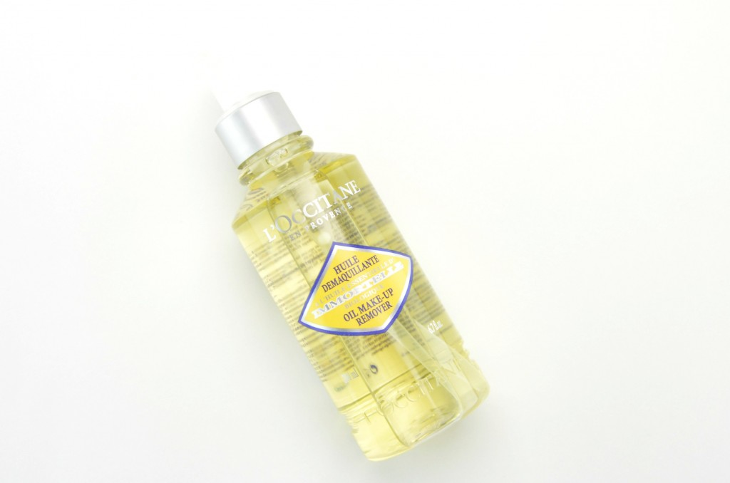 L'Occitane Immortelle Oil Makeup Remover review, l'occitane immortelle, oil makeup remover, makeup remover,