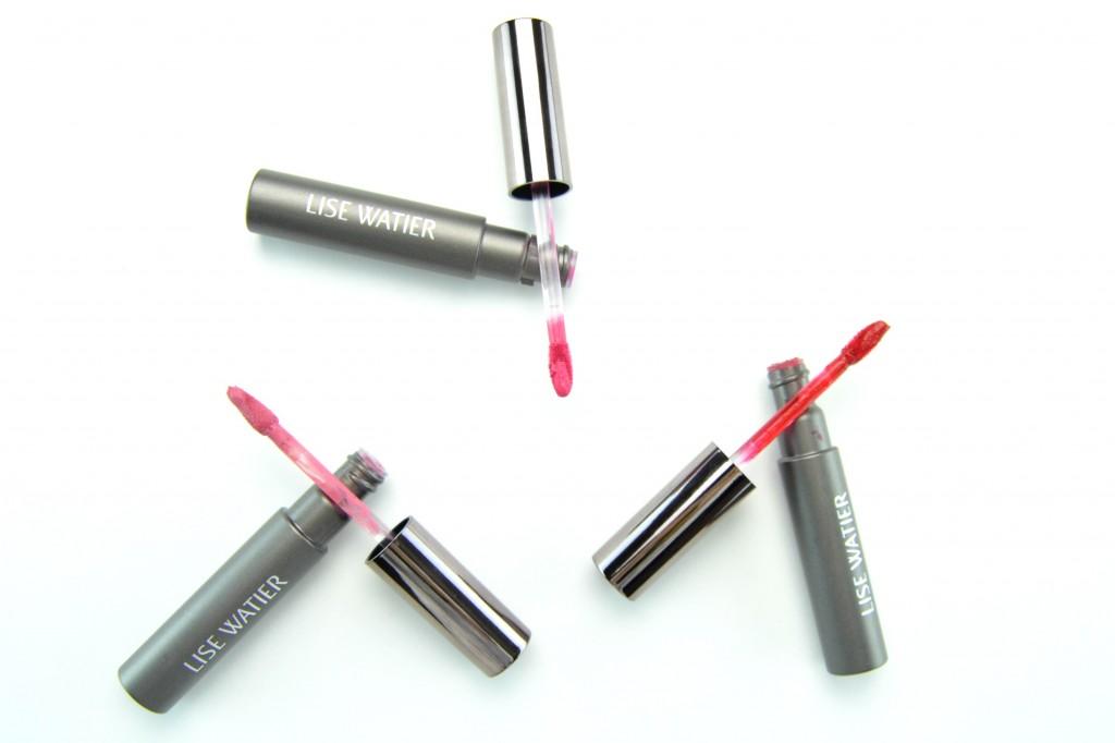 Lise Watier Baiser Velours, Liquid Lipstick, lise watier lipstick, liquid lippie, velvety lipstick, lise waiter lipgloss, hot pink lipstick, red lipstick