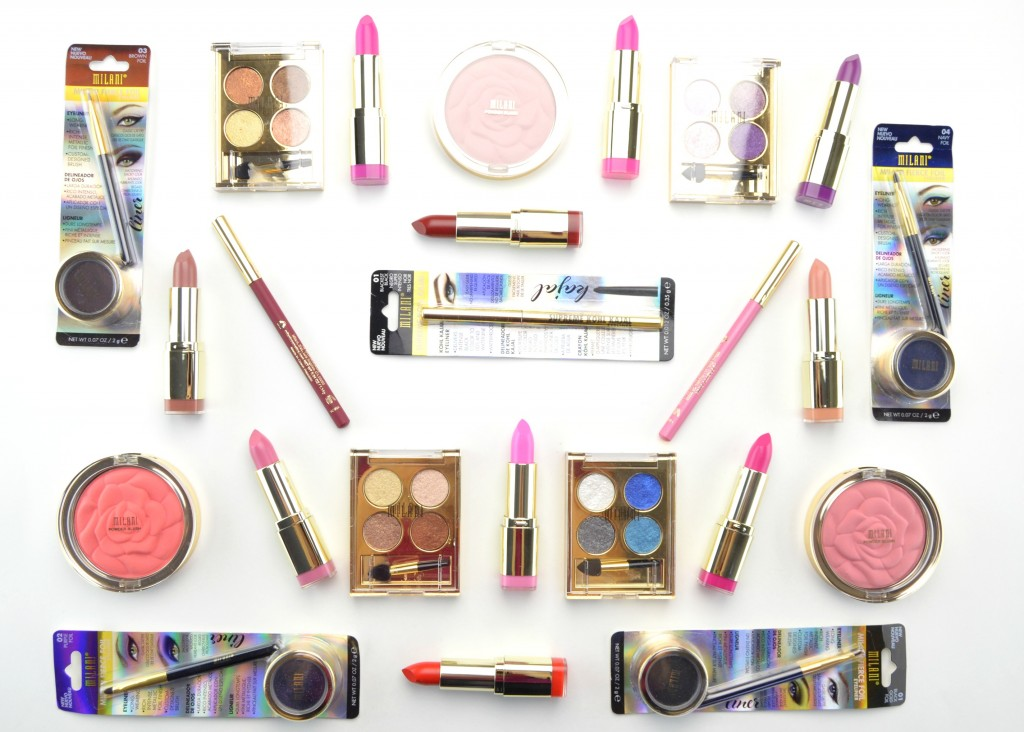 Milani Spring 2015 Collection Review