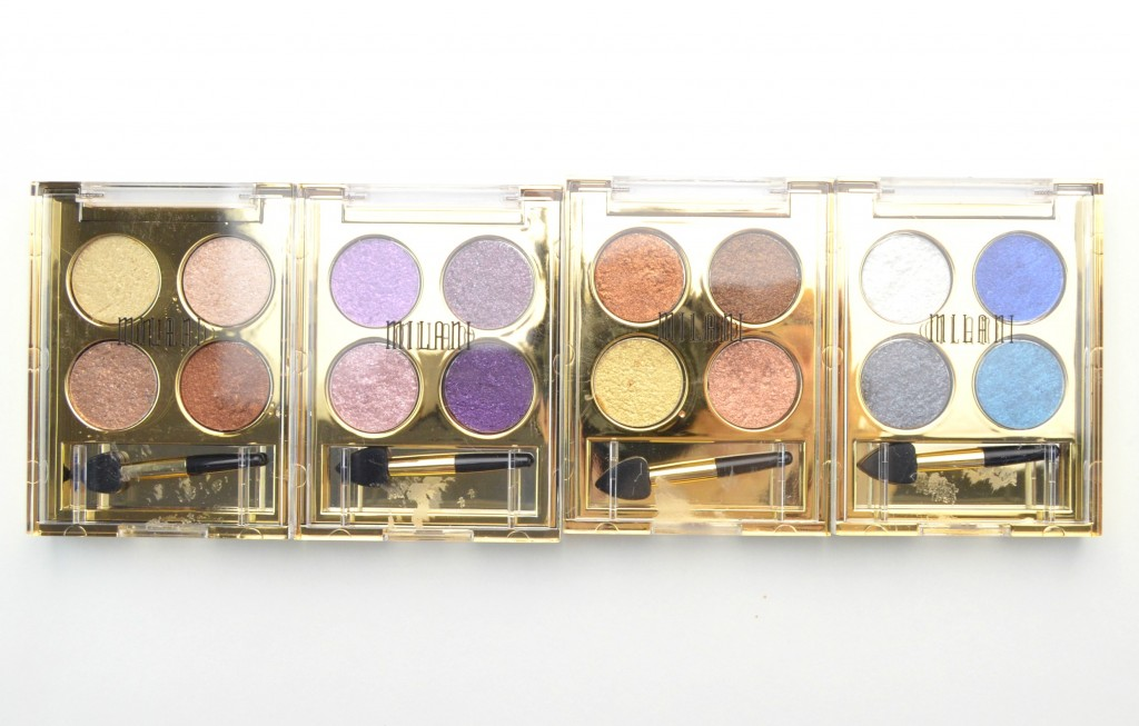 Milani eyeshadow, foil eyeshadow, metallic eyeshadows, Milani Fierce Foil Eyeshine, milani foil eyeshadow, milani metallic, purple eyeshadow, canadian beauty blogs