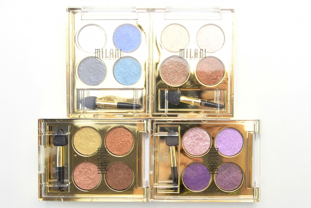 Milani eyeshadow, foil eyeshadow, metallic eyeshadows, Milani Fierce Foil Eyeshine, milani foil eyeshadow, milani metallic, purple eyeshadow, canadian beauty blogs