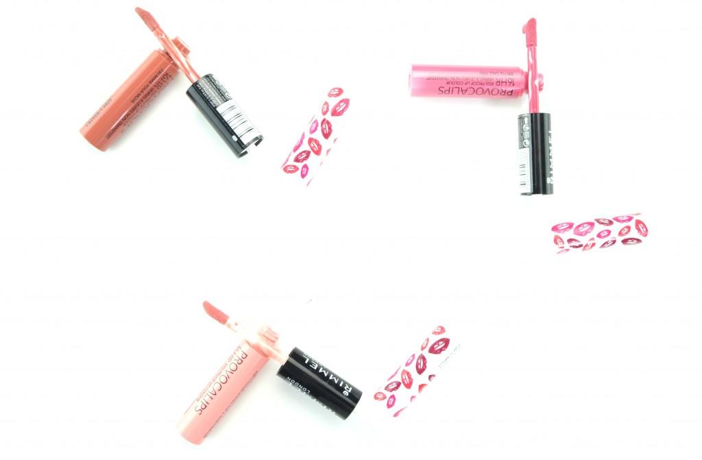 Rimmel Provocalips, liquid lipstick, pink lipstick, your lips but better, duo-ended lipstick, rimmel lipstick