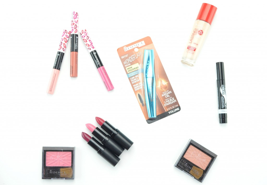 Rimmel Spring 2015 Makeup Collection Review
