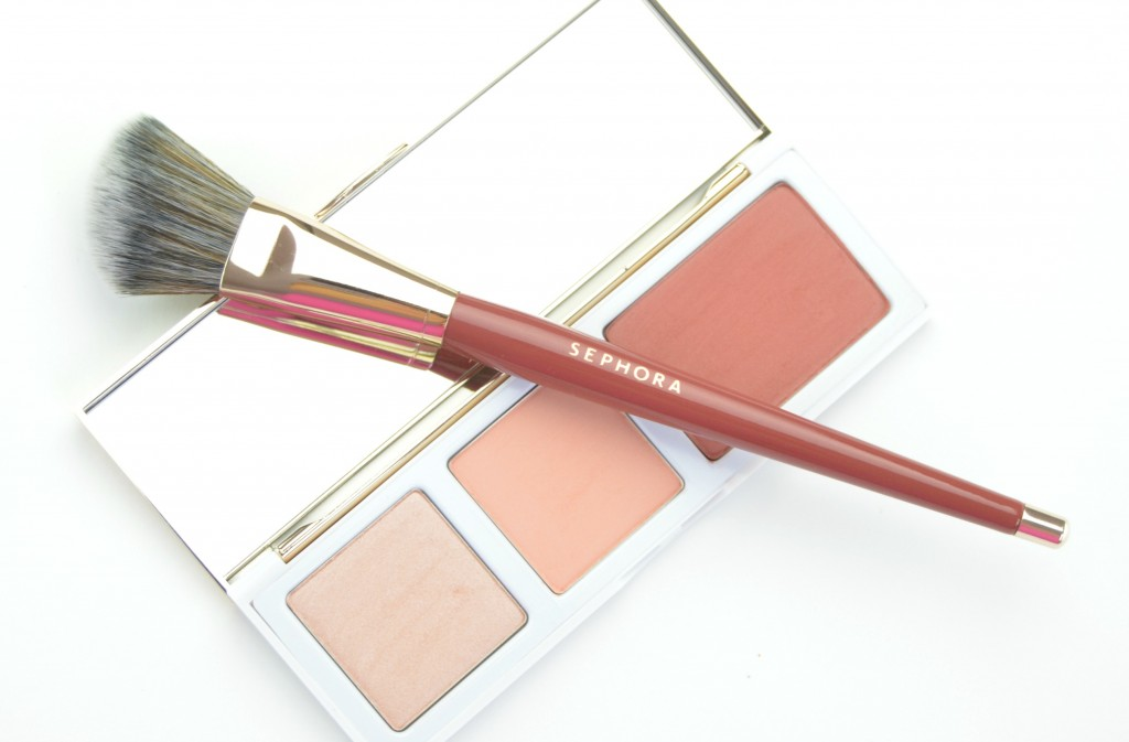 SEPHORA + PANTONE, colour of the Year Marsala, Sephora Marsala Pro Angled Blush Brush #49 , Sephora Pro Angled Blush Brush #49, pro angled brush, sephora #49