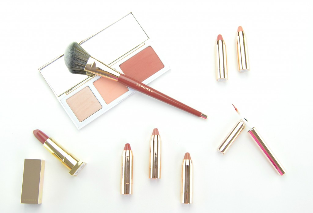 SEPHORA + PANTONE UNIVERSE 2015 Colour of the Year Marsala 18-1438 Capsule Collection Review
