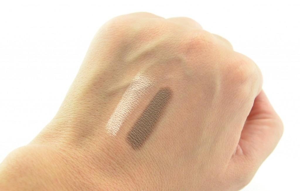 SST Cosmetics eyeshadow stick swatch