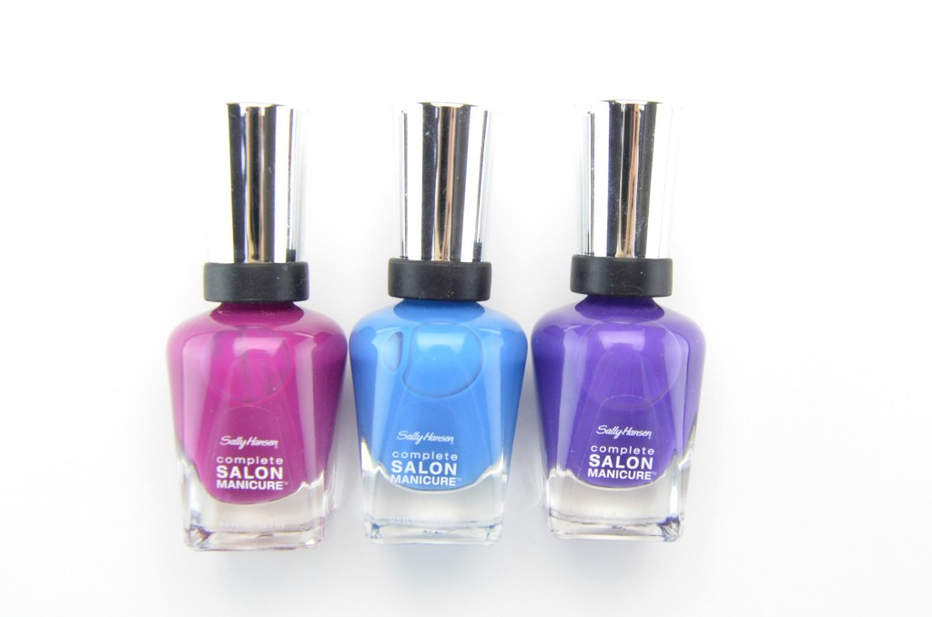 Sally Hansen Complete Salon Manicure, sally hansen manicure, sally hansen nail polish, quick drying polish, salon nail polish