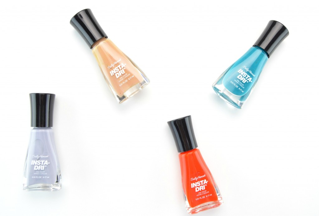 Sally Hansen Insta-Dri, sally hansen nail polish, quick drying nail polish, sally hansen polish, insta-dri