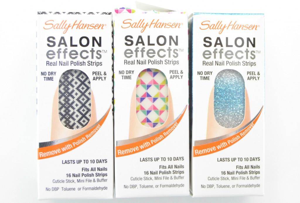 Sally Hansen Salon Effects Real Nail Polish Strips, nail strip, sally hansen salon effects, nail effects, nail polish stripes