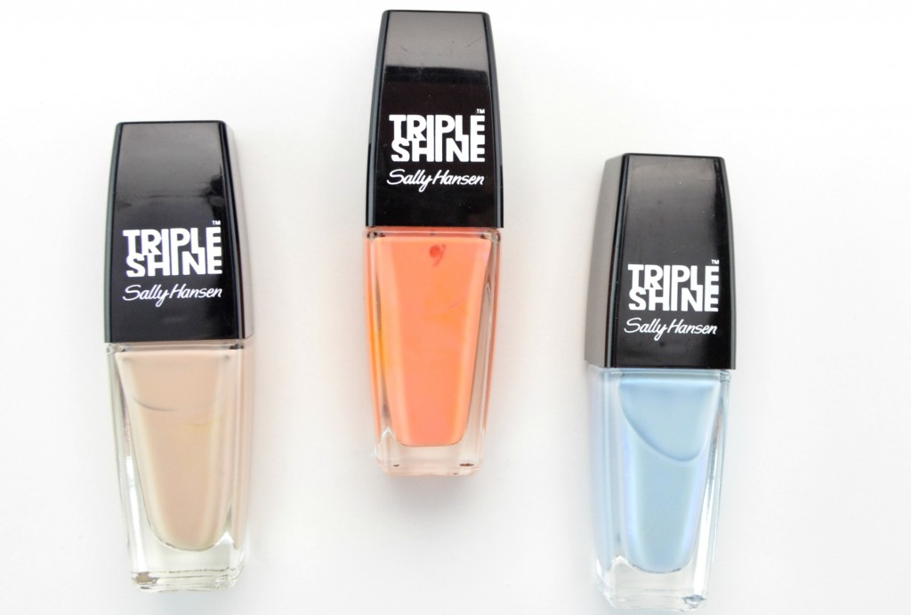 Sally Hansen Triple Shine, sally hansen polish, sally hansen nail polish, triple shine nail polish, triple shine