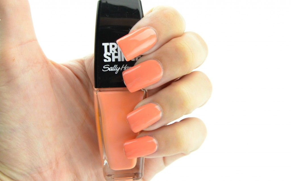 Sally Hansen Triple Shine  (4)