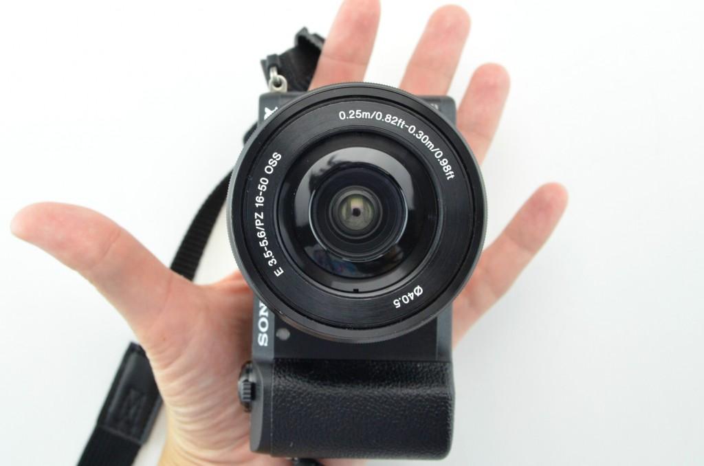 Sony A5100 Mirrorless Camera w1650mm Zoom Lens  (13)