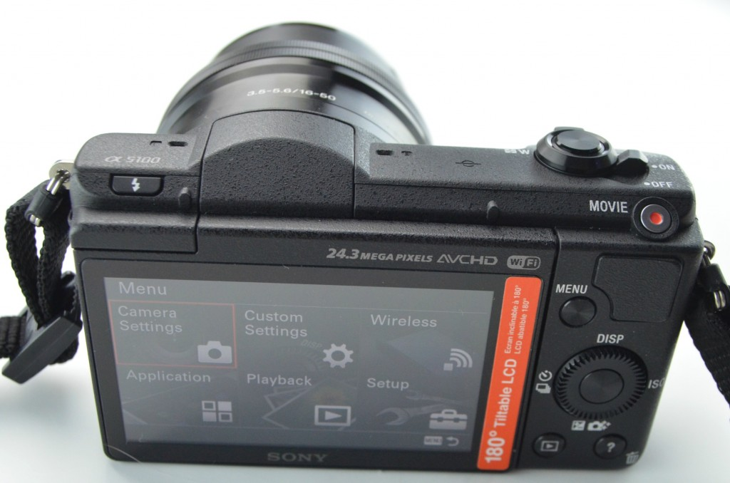 Sony A5100 Mirrorless Camera w1650mm Zoom Lens  (7)