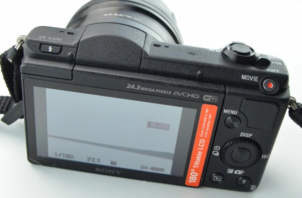 Sony A5100 Mirrorless Camera w1650mm Zoom Lens  (9)