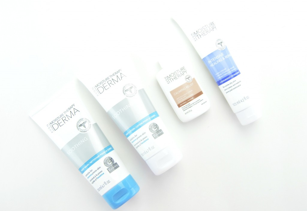 Avon Moisture Therapy Derma Collection Review