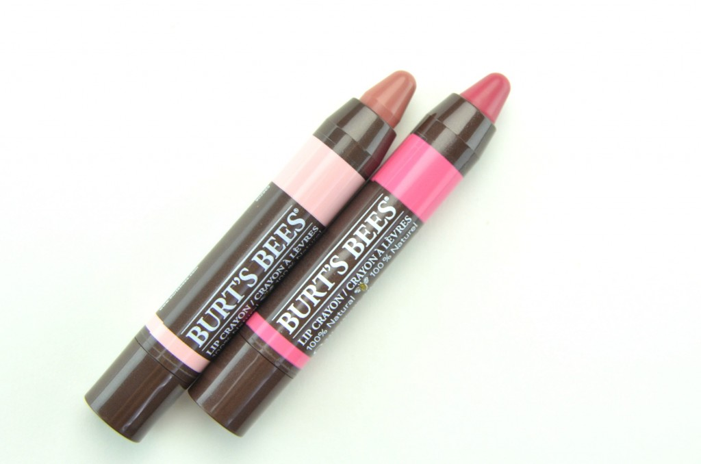 Burt's Bees Lip Crayon, lip crayon, burt's bee, jumbo lip pencil, burt's bee lip blam, lipstick, beauty blogger