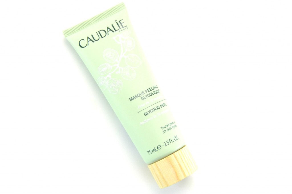 Caudalie Glycolic Peel Mask Review