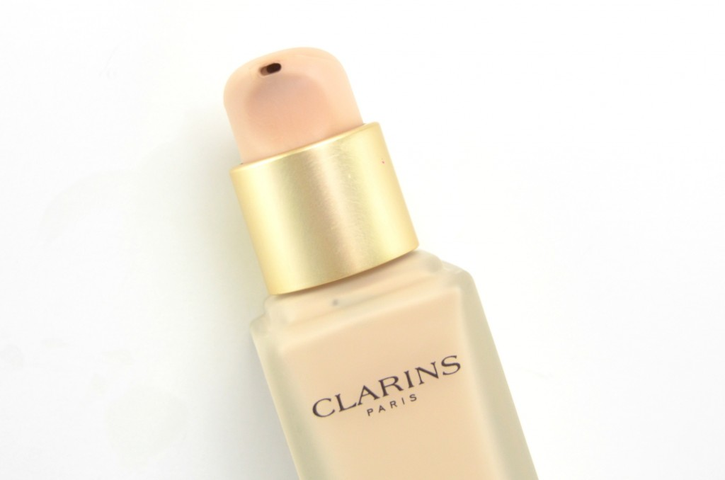 Clarins Everlasting Foundation SPF15 review