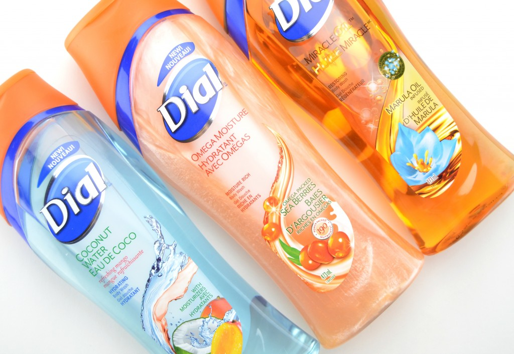 Dial body wash, dial shower gel, dial shower cream