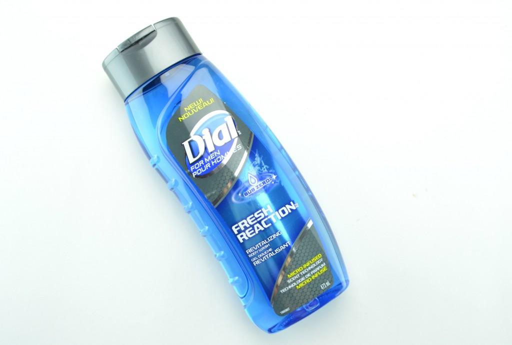 Dial for Men Fresh Reaction Body Wash, Sub Zero, body wash, dial body wash, dial shower gel