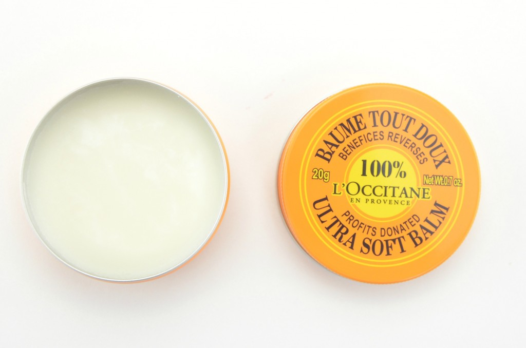 L'Occitane Ultra Soft Balm, Ultra Soft Balm, lip blam, l'occitane lip blam