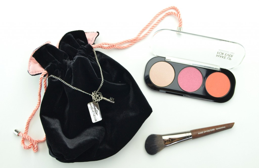 Make Up For Ever blush, fifty shades of grey, 50 shades of grey makeup, Desire Me Cheeky Blush Trio, blush trio, Desire Me Cheeky , MUFE, Make Up For Ever Artist Shadow Blush, artist shadow