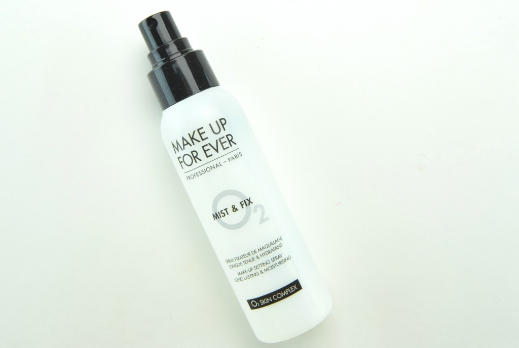 Make Up For Ever, Mist & Fix, Make Up For Ever Mist & Fix setting spray, setting spray, makeup setting spray, make up for ever setting spray, prolong your makeup