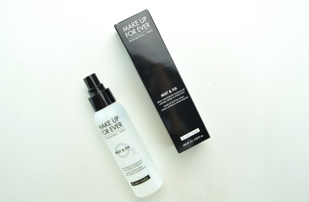 Make Up For Ever Mist & Fix setting spray, setting spray, makeup setting spray, make up for ever setting spray, prolong your makeup