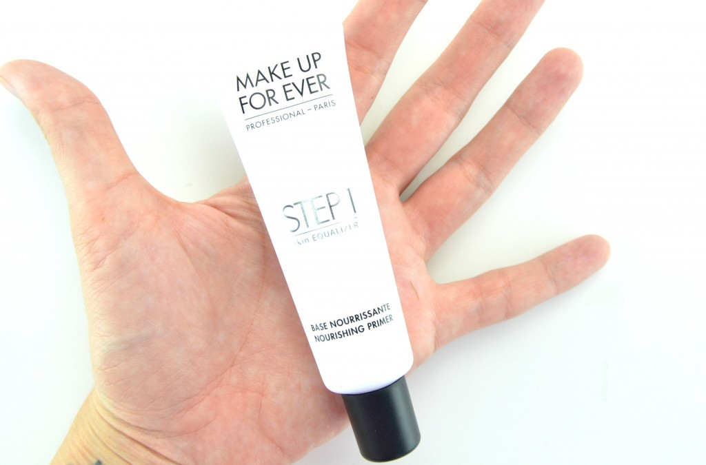 Make Up For Ever, Step 1 Skin Equalizer, Make Up For Ever Step 1 Skin Equalizer Nourishing Primer, nourishing primer, face primer, make up for ever primer