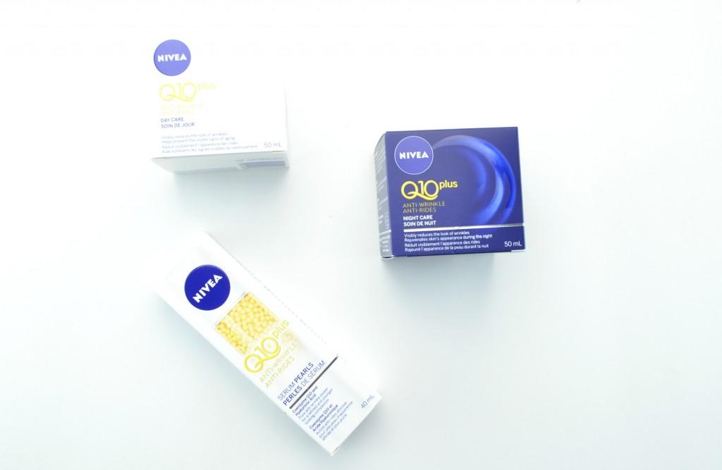 NIVEA Q10plus Anti-Wrinkle Serum Pearls Review