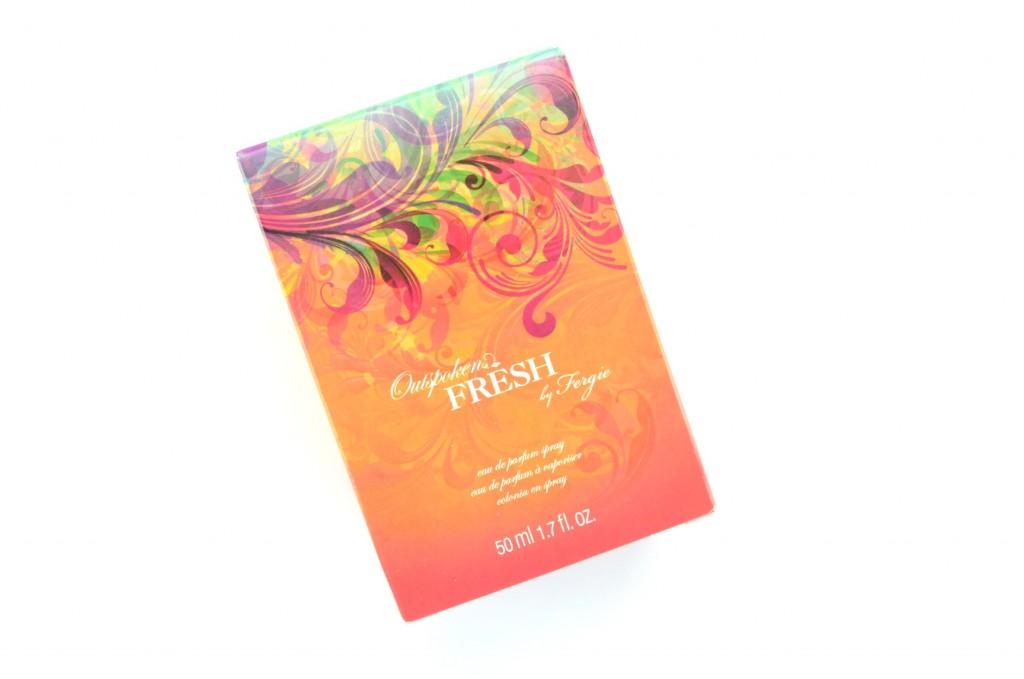 Outspoken Fresh By Fergie Eau de Parfum Spray Review