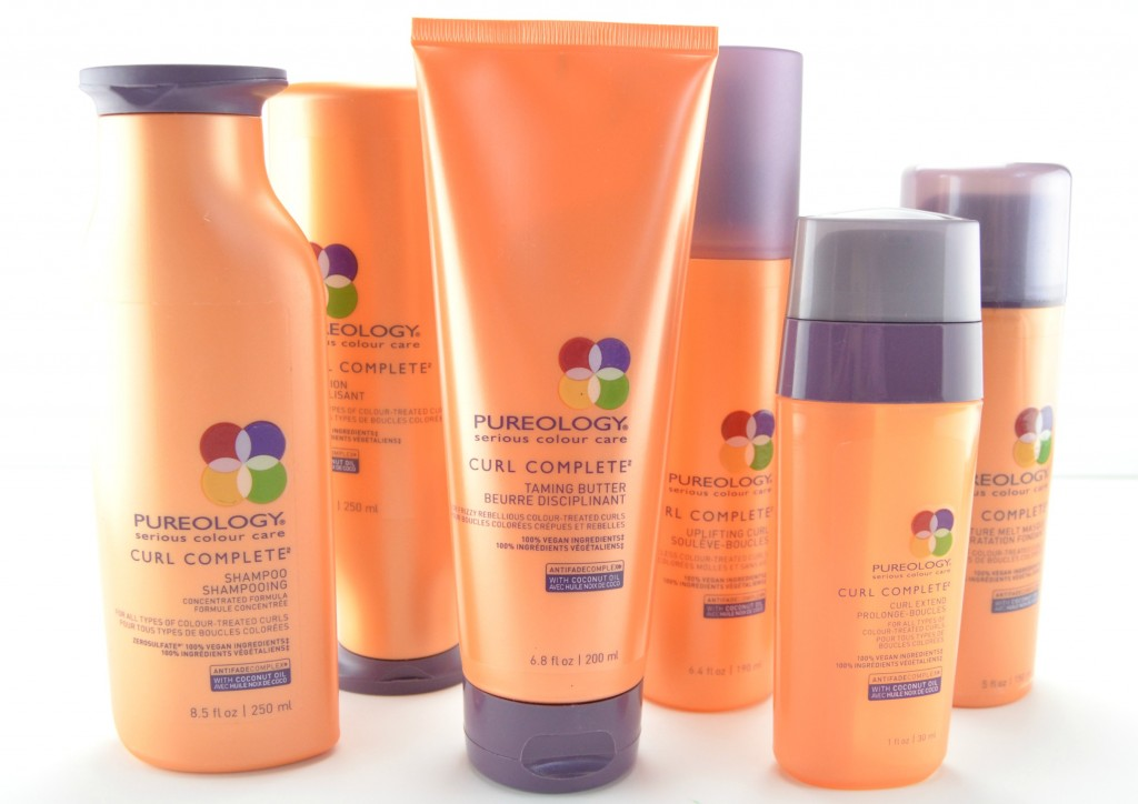 Pureology Curl Complete review