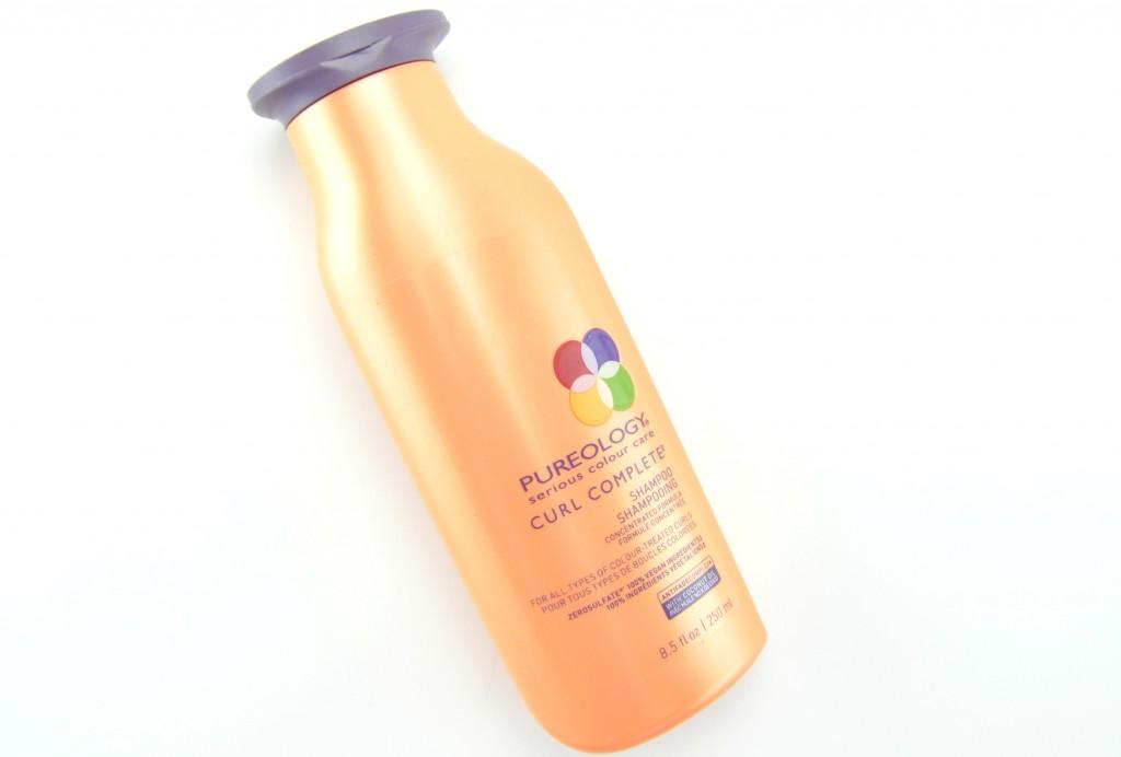 Pureology, Curl Complete, Pureology Curl Complete Shampoo