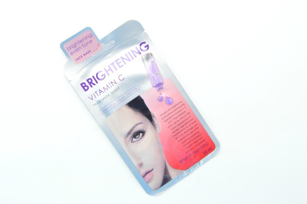 Skin Republic Vitamin C Face Mask