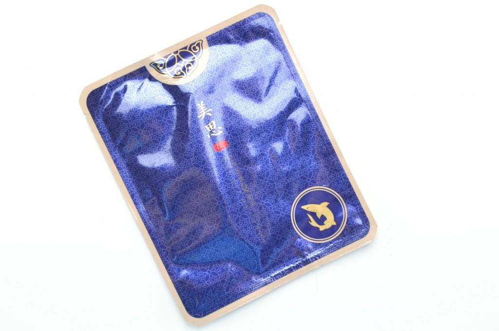 Geum Sul 24K Gold Collagen Caviar Cotton Sheet Mask