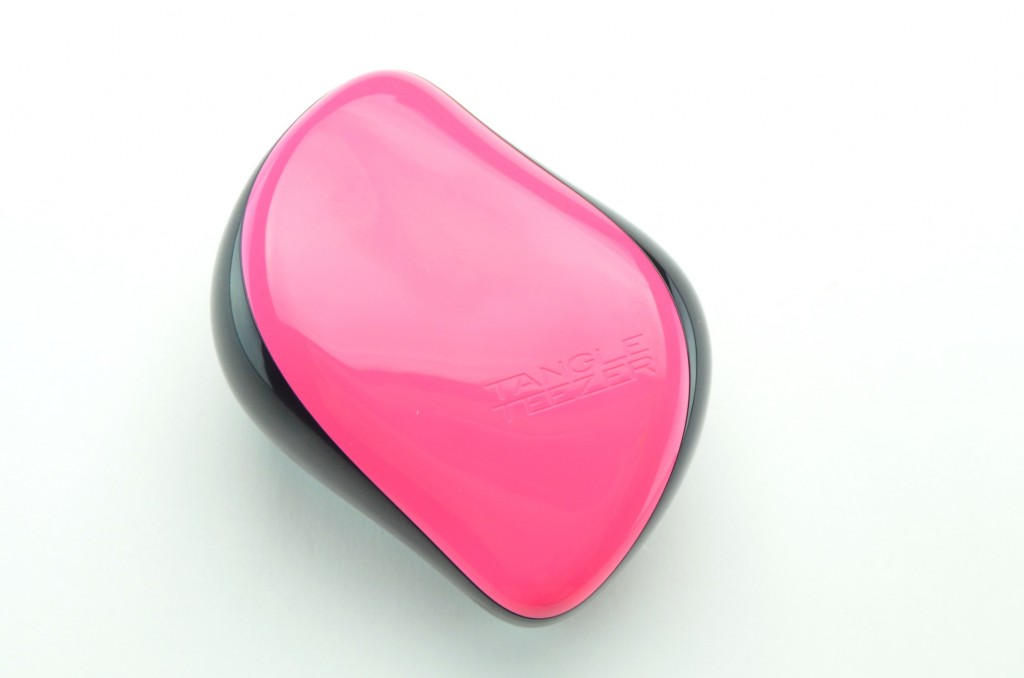 Tangle Teezer, hair brush, hair brush review, pink hair brush